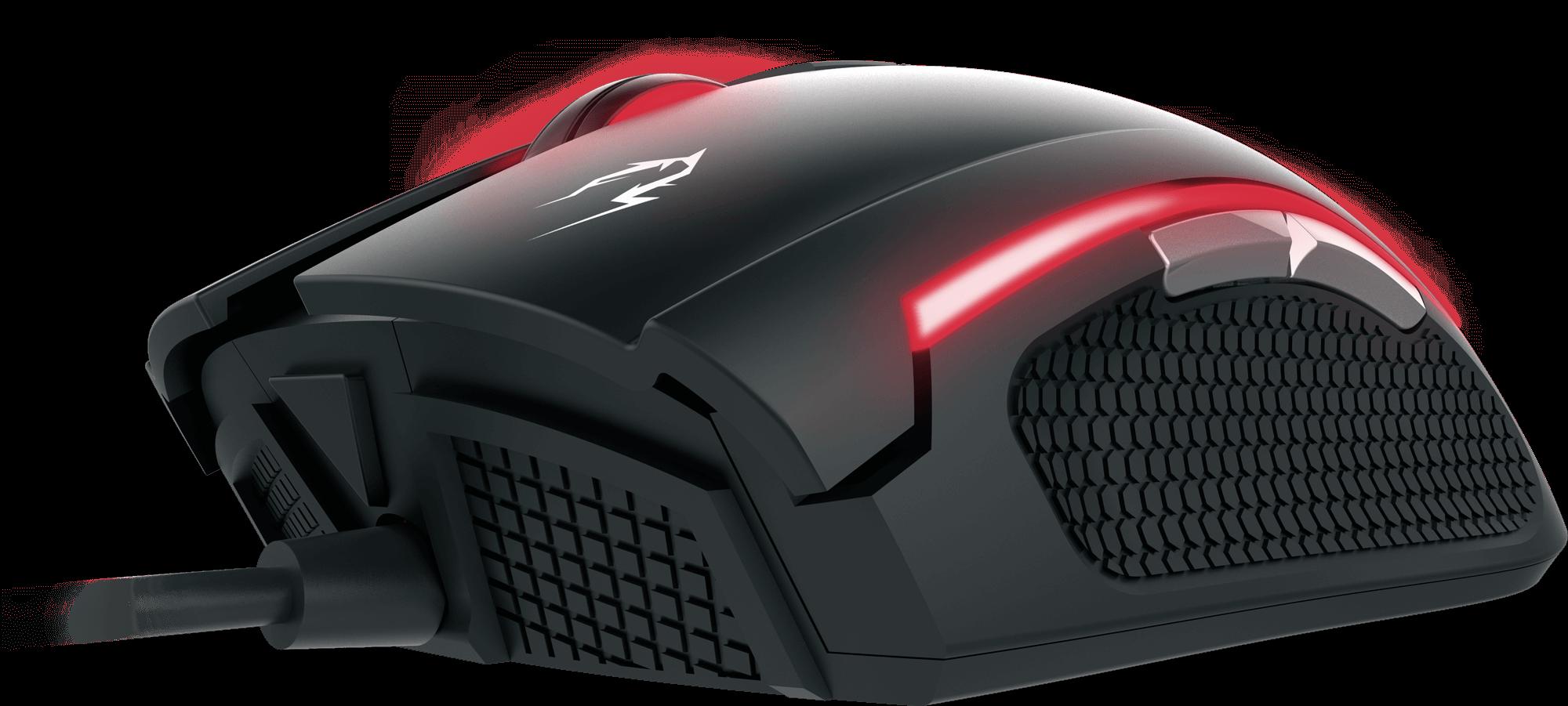 Combo Gamer Teclado Mouse e Headset Gamdias Poseidon M1  -  Games Lord