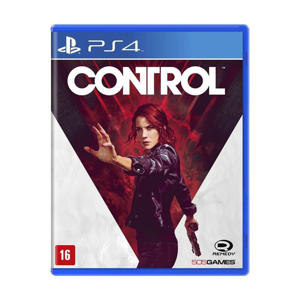Control- Ps4  -  Games Lord