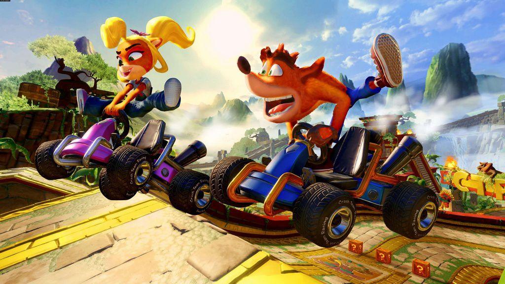 Crash Team Racing Nitro-Fueled (Edição Limitada) - Ps4  -  Games Lord