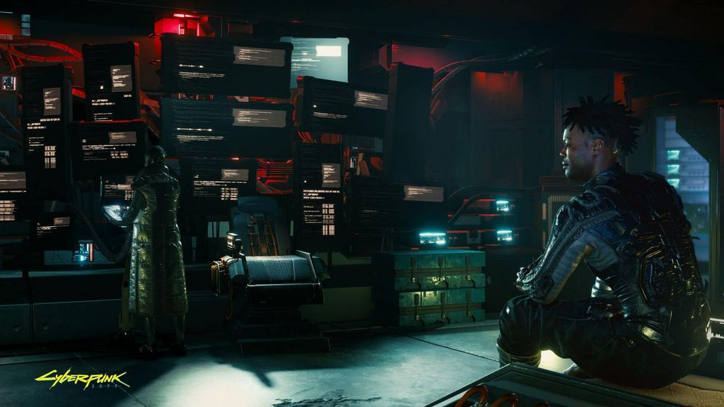 Cyberpunk 2077- Ps4  -  Games Lord