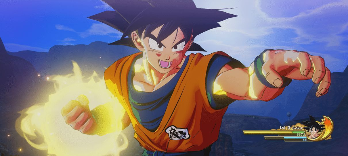 Dragon Ball Z: Kakarot - ps4  -  Games Lord
