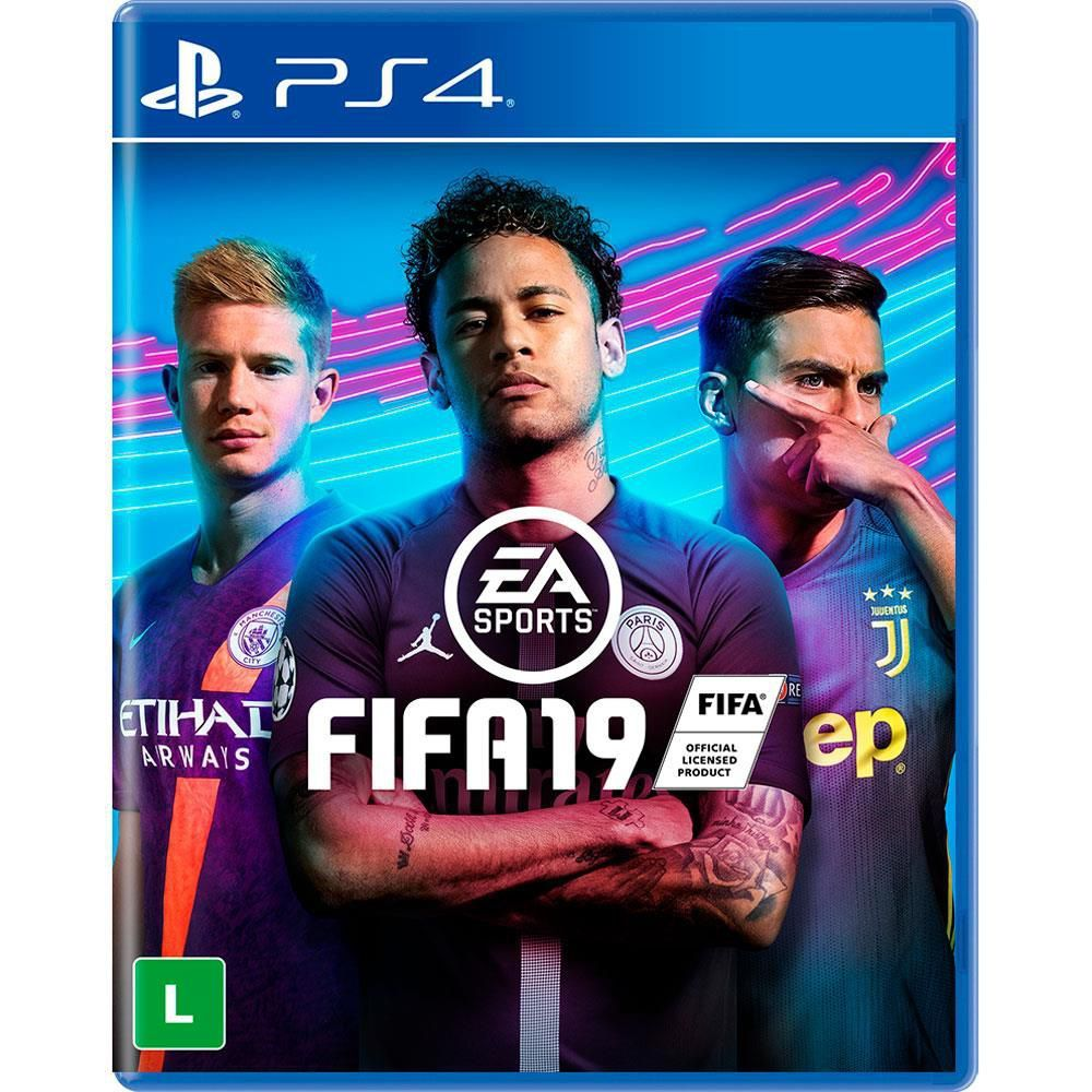 Fifa 19 - PS4  -  Games Lord