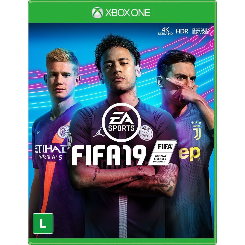 Fifa 19 - Xbox One  -  Games Lord