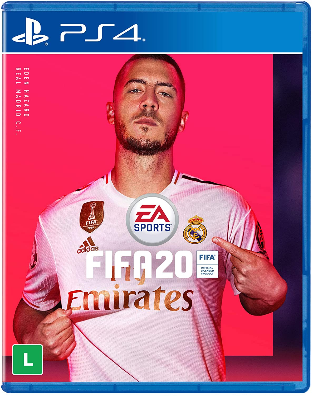 Fifa 20  Standard Edition - Ps4  -  Games Lord