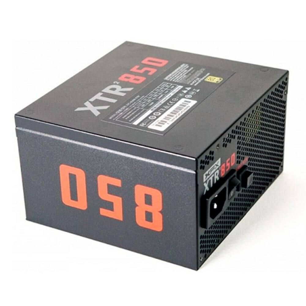 Fonte XFX ATX 850W XTR2 Modular 80 Plus Gold P1-0850-XTR2