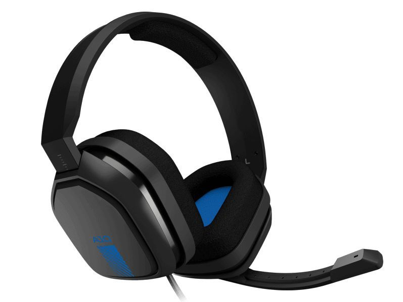 Headset Gamer Astro A10 - Playstation  -  Games Lord