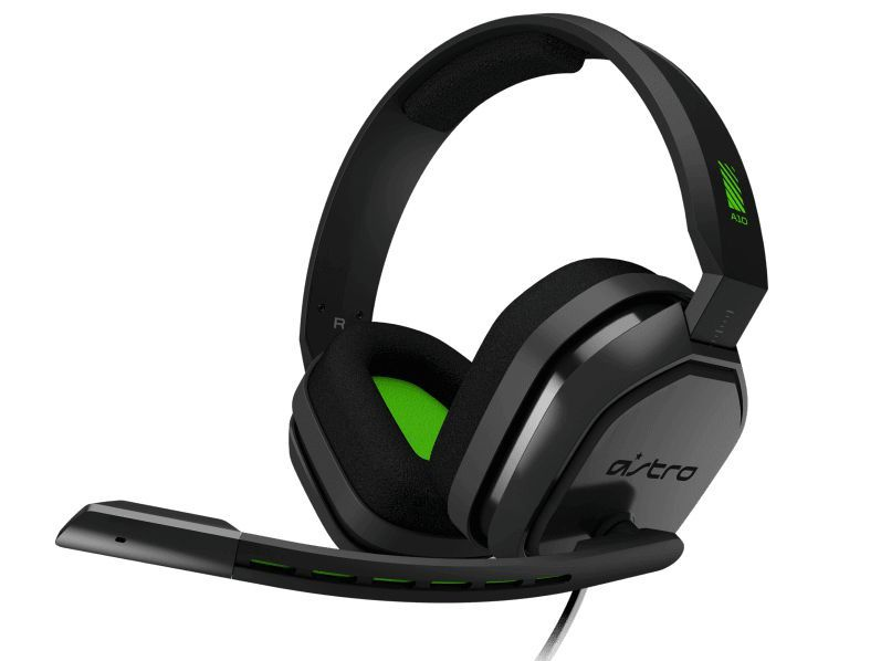 Headset Gamer Astro A10 - Xbox   -  Games Lord