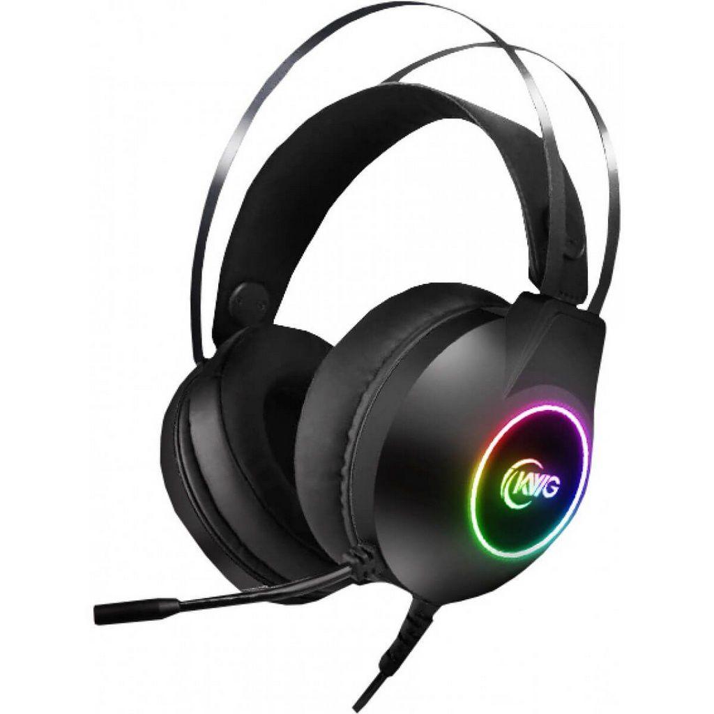 Headset Gamer KWG Taurus M1 RGB  -  Games Lord