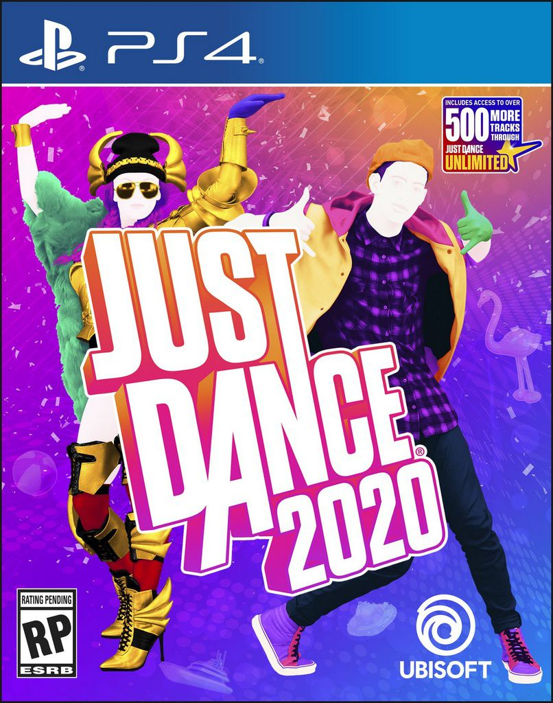 Just Dance 2020- Ps4  -  Games Lord