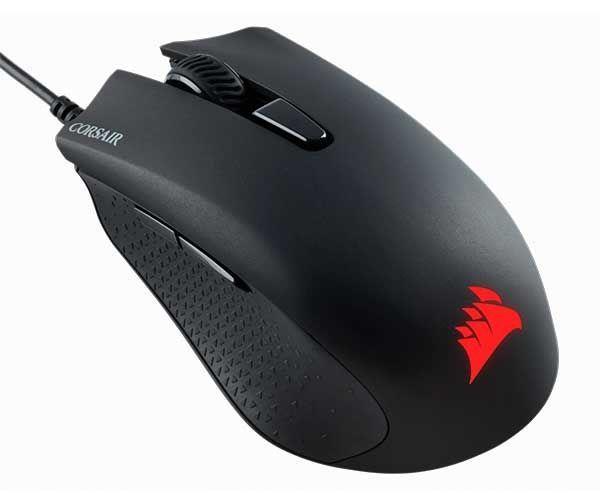 Kit Teclado Mouse Corsair K55 + Harpoon Rgb  -  Games Lord
