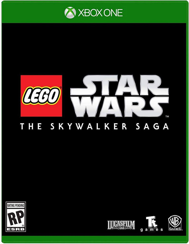 Lego Star Wars: The Skywalker Saga - Xbox One  -  Games Lord