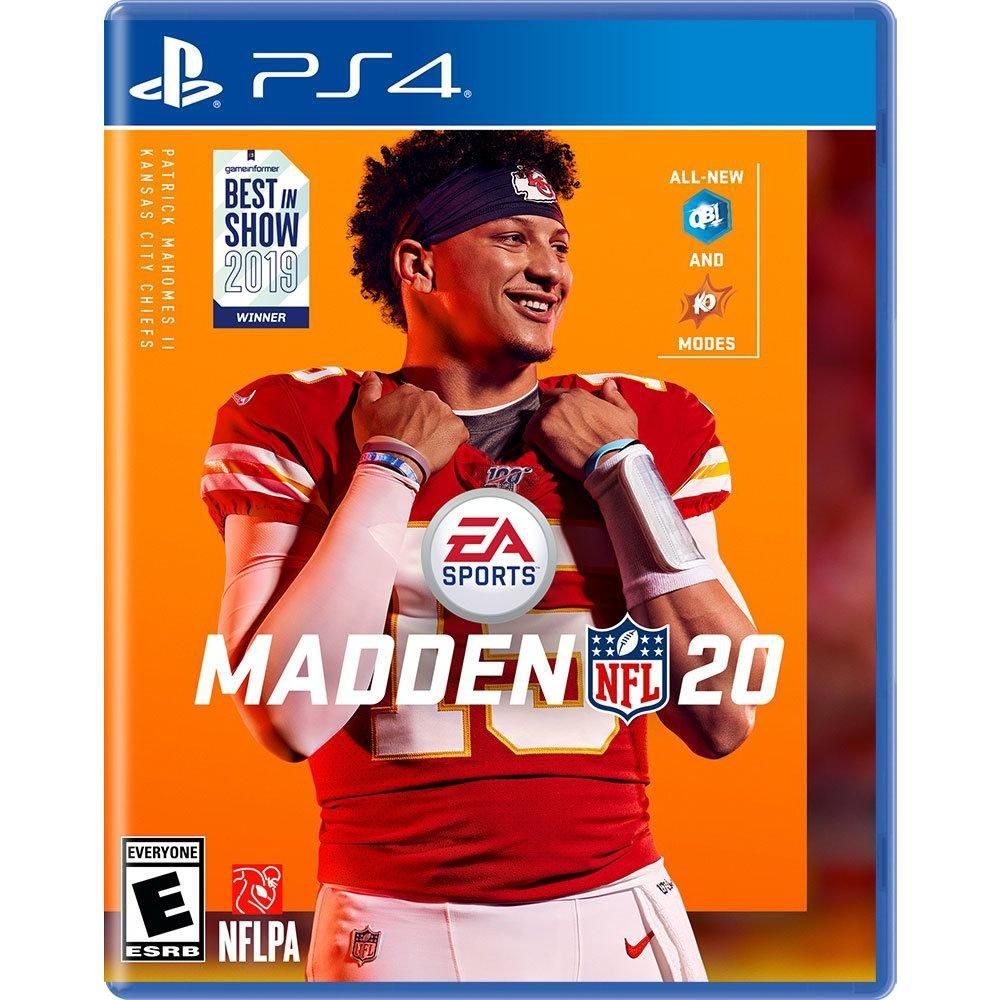 Madden NFL 20 - Ps4 -  Games Lord