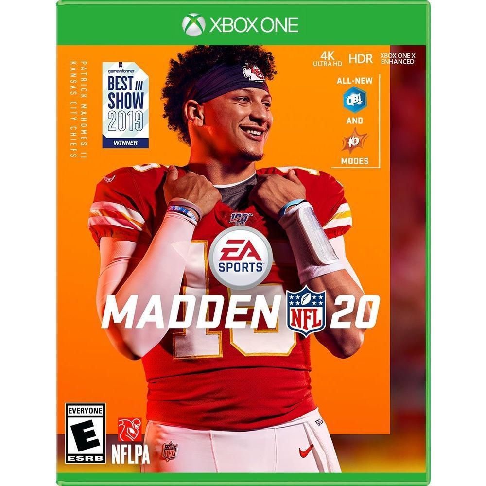 Madden NFL 20 - Xbox One  -  Games Lord