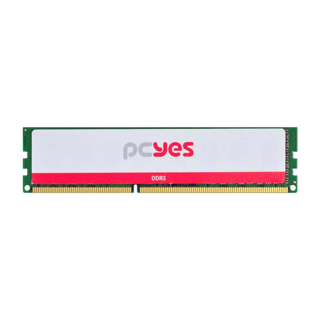Memoria Pcyes Udimm 4gb Ddr3 1333mhz - Pm041333d3 -  Games Lord