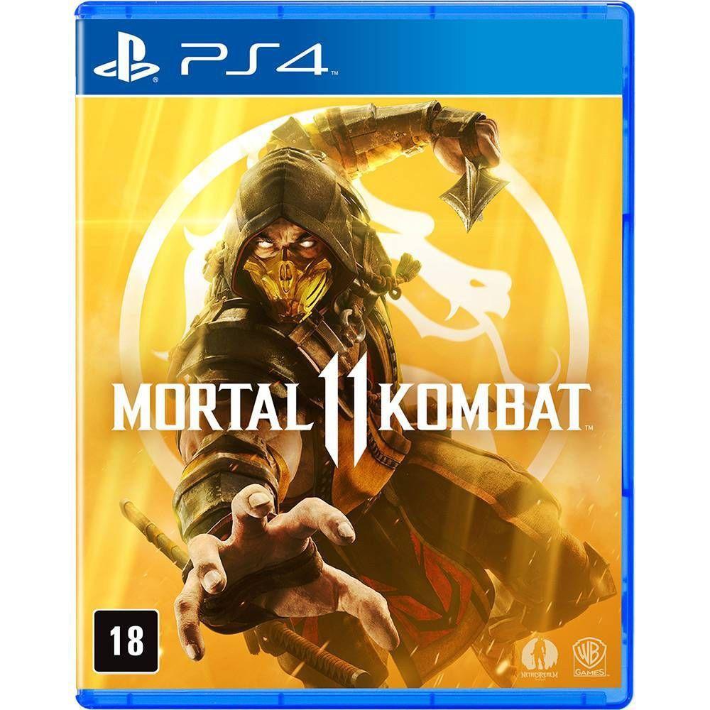 Mortal Kombat 11 Ed. Vanilla - Ps4
