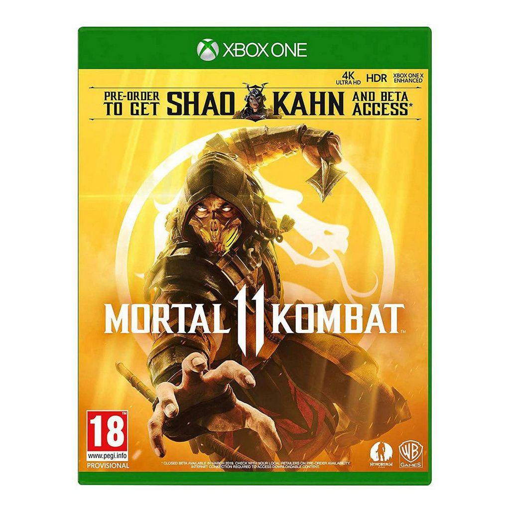 Mortal Kombat 11 Ed. Vanilla - Xbox One  -  Games Lord