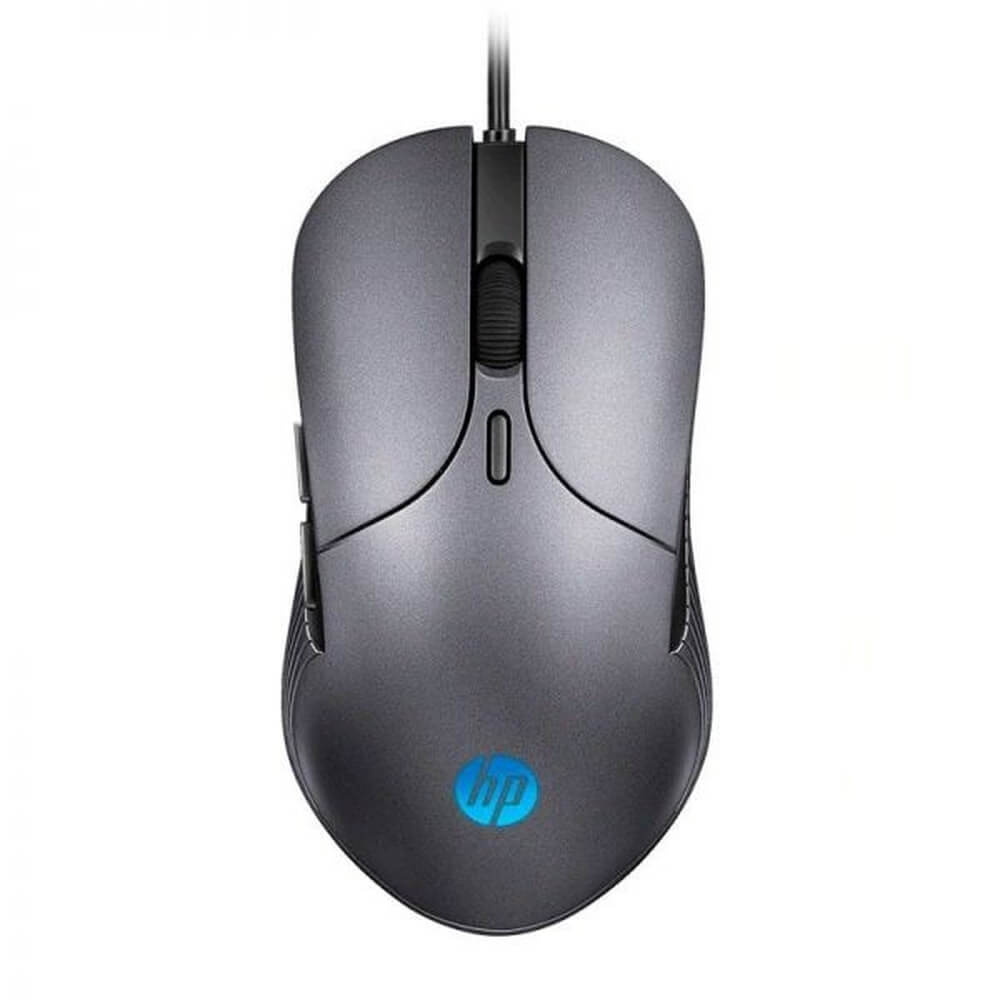 Mouse Gamer HP M280, 2400 DPI, LED RGB, 6 Botões  -  Games Lord