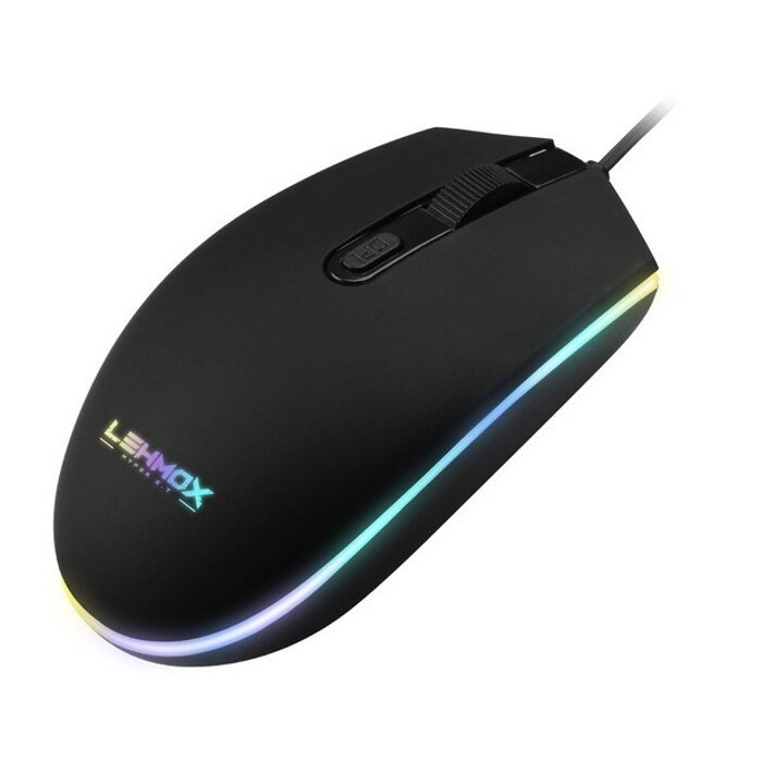 Mouse Gamer Led RGB LEHMOX   -  Games Lord