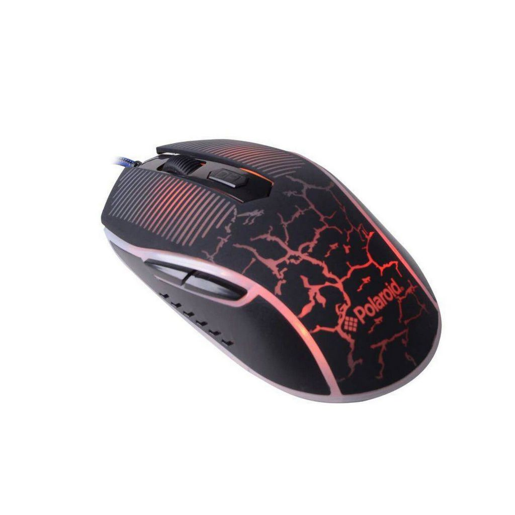 Mouse Gamer Polaroid Pgz601 Pro  -  Games Lord