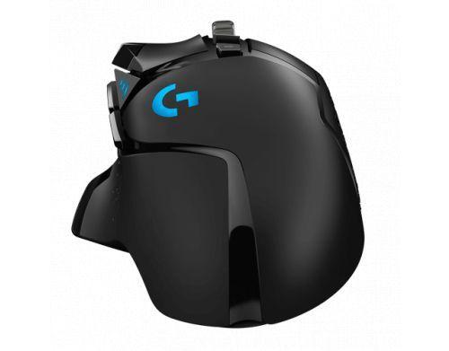 Mouse Gamer Rbg Ajustável Logitech G502 Hero  -  Games Lord