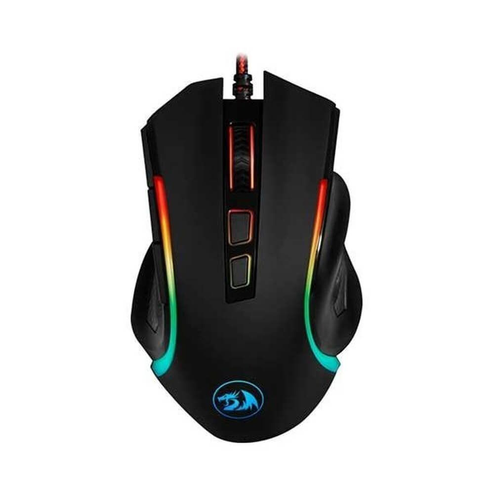 Mouse Gamer Redragon Griffin Chroma 7200DPI, M607  -  Games Lord