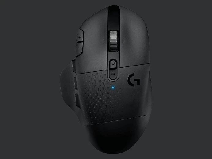 Mouse Gamer Sem Fio Logitech G604  -  Games Lord