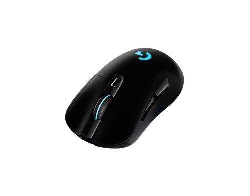 Mouse Gamer Sem Fio Logitech G703 Hero  -  Games Lord