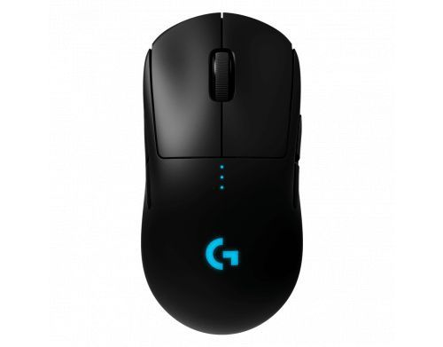 Mouse Gamer Sem Fio Logitech G Pro Wireless  -  Games Lord
