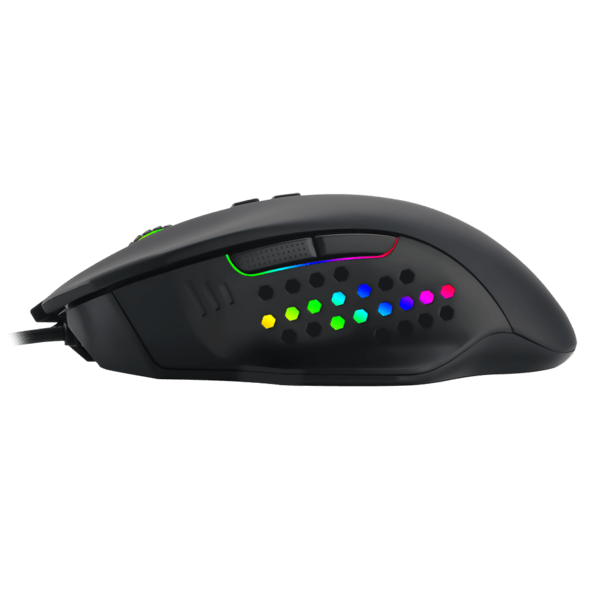 Mouse Gamer T-Dagger Captain Rgb, T-Tgm302  -  Games Lord