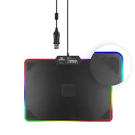 Mousepad Gamer Médio Redragon P011 Orion -RGB  -  Games Lord