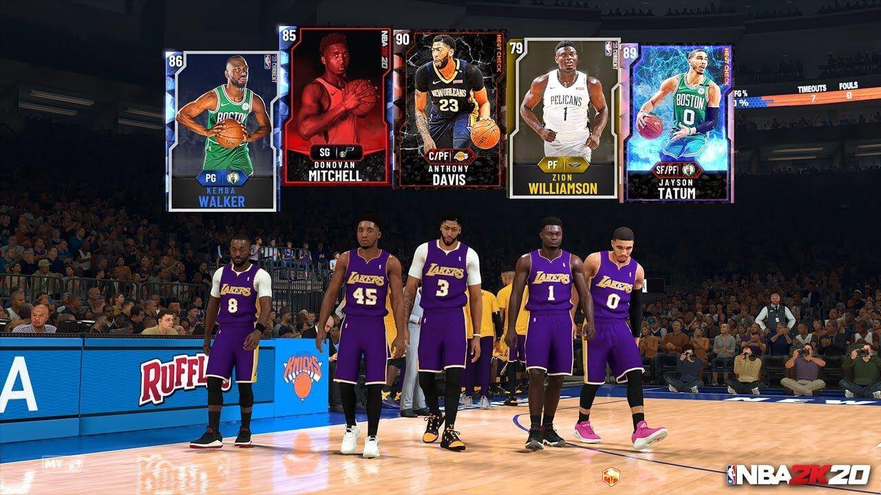 NBA 2K20 Xbox-One  -  Games Lord