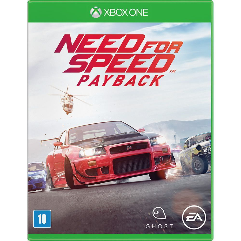 Need For Speed Payback - Xbox One  -  Games Lord