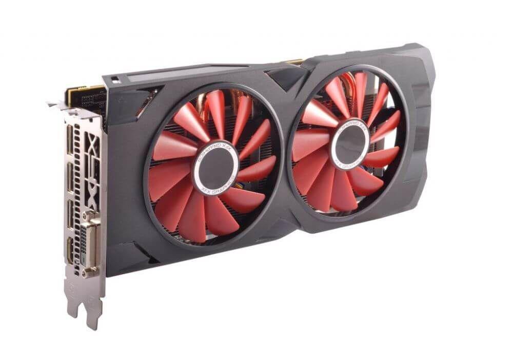 Placa de Vídeo AMD Radeon RX 570 4GB DDR5 RX-570P4DFD6 - XFX  -  Games Lord