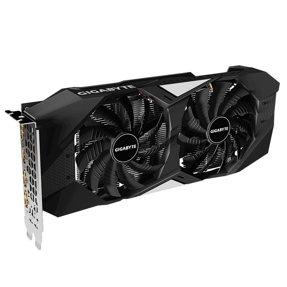 Placa de Vídeo Gigabyte RTX 2060 WINDFORCE 6G (rev. 2.0)