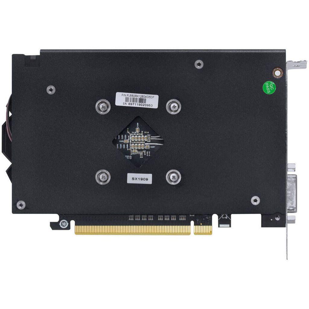 Placa De Video Pcyes Amd Radeon Rx 550 4gb Gddr5 128 Bits Graffiti Series  -  Games Lord
