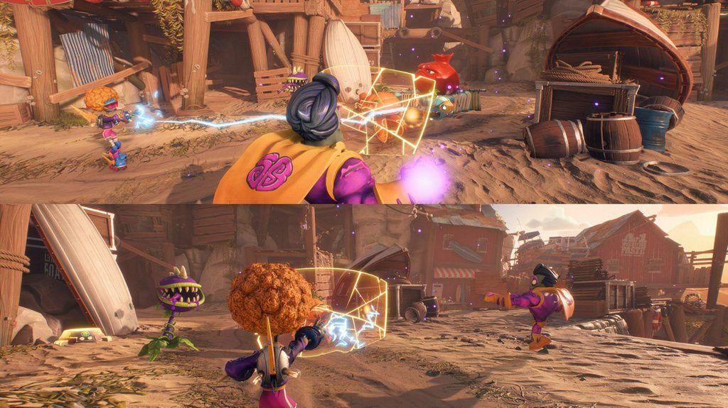 Plants Vs Zombies: Batalha Por Neighborville - Xbox One  -  Games Lord