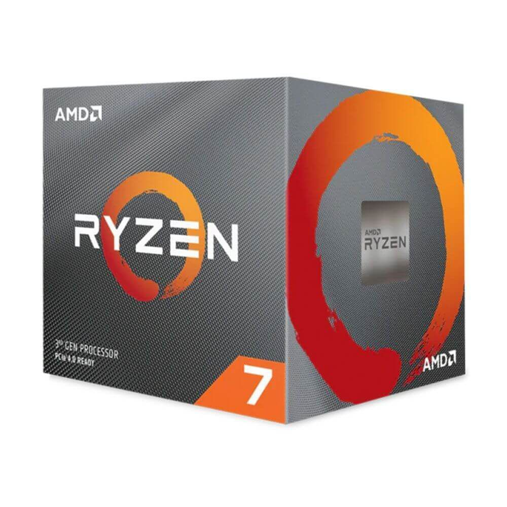Processador Amd Ryzen 7 3800x 4,5ghz Am4 100-100000025box  -  Games Lord