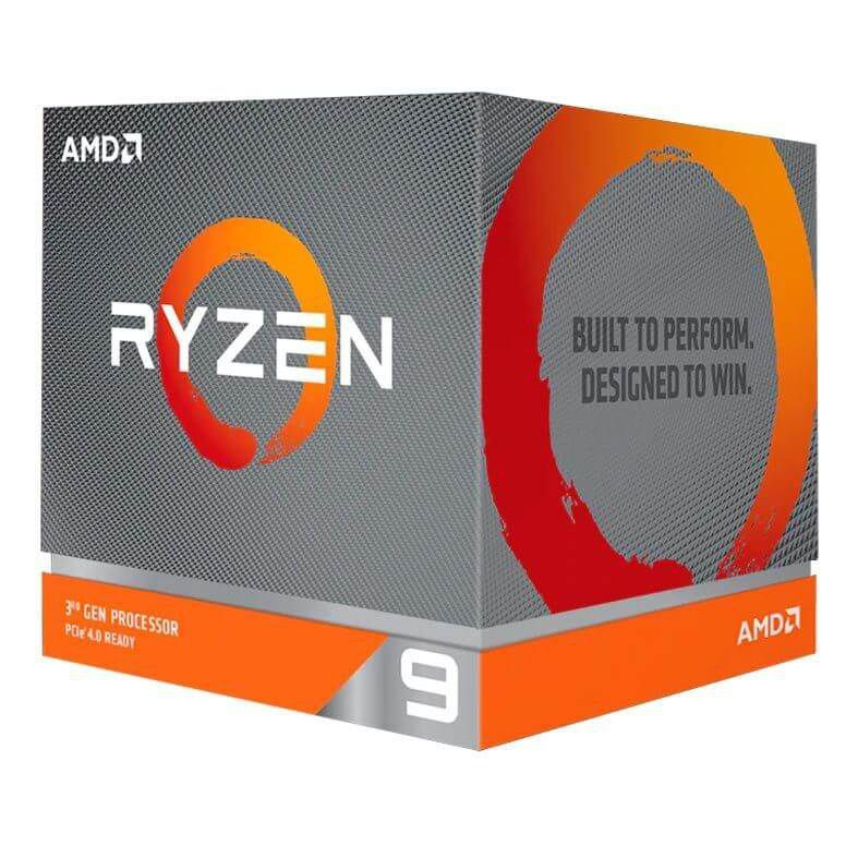 Processador AMD Ryzen 9 3900x 3.8ghz (4.6ghz Turbo)  -  Games Lord