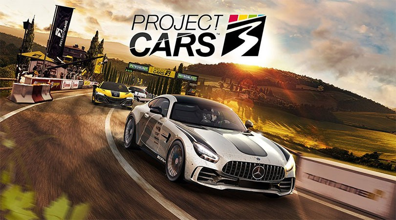 Project Cars 3- Ps4  -  Games Lord