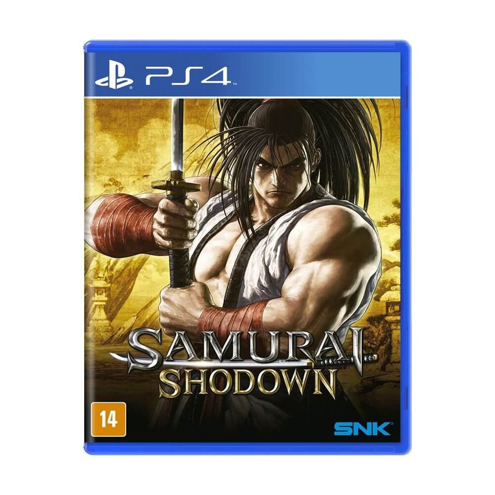 Samurai Shodown - Ps4  -  Games Lord