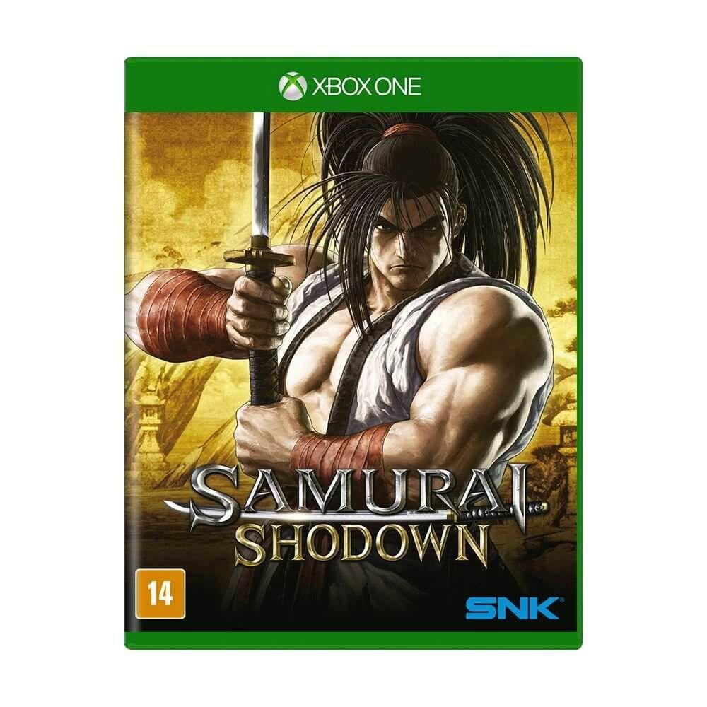 Samurai Shodown - Xbox One  -  Games Lord