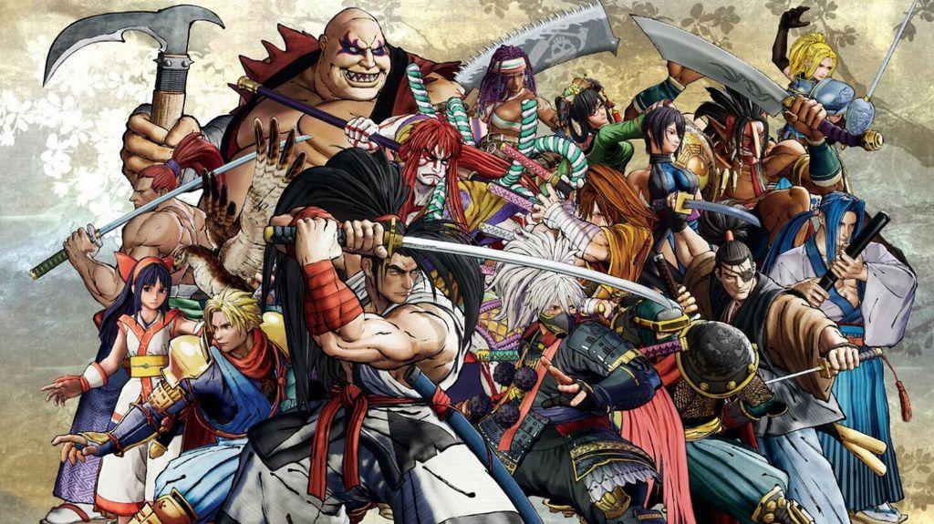 Samurai Shodown - Xbox One