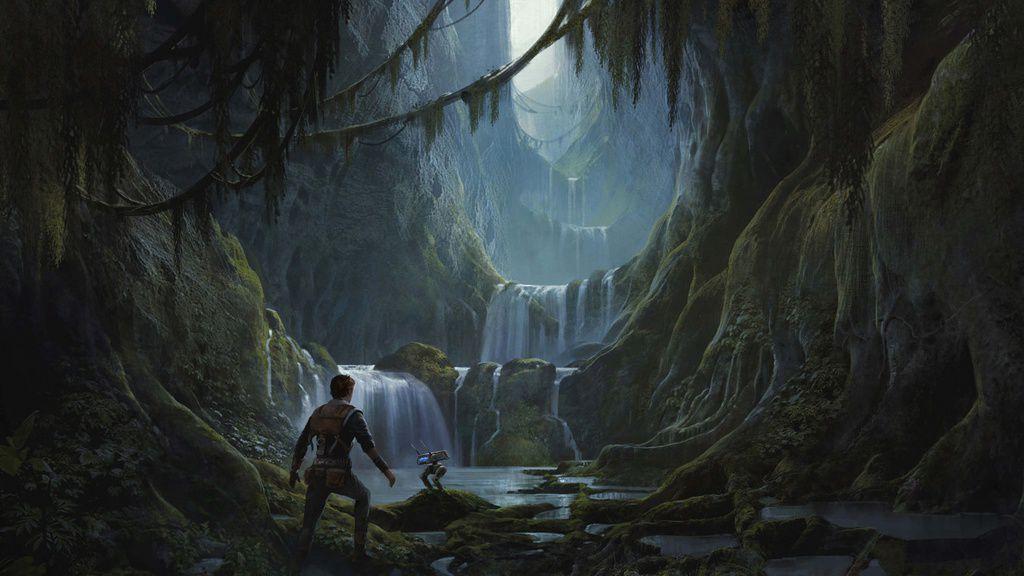 Star Wars Jedi Fallen Order  -Ps4  -  Games Lord