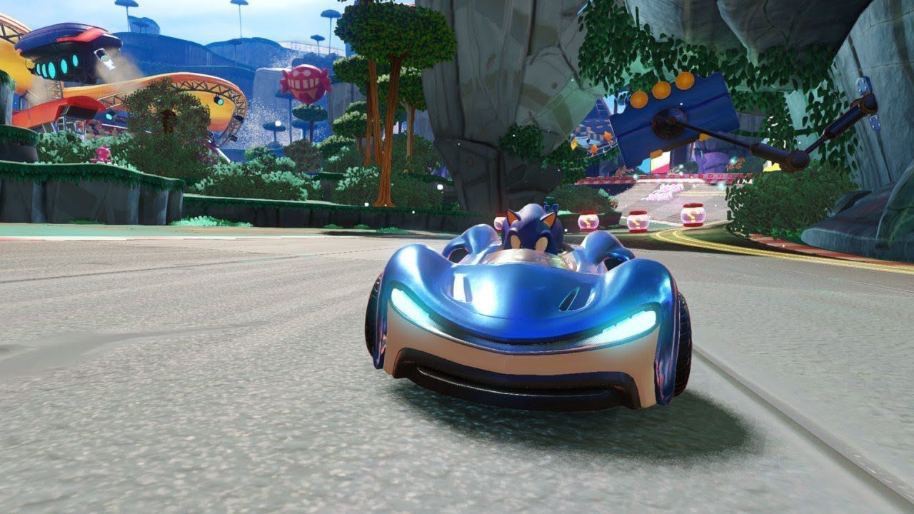 Team Sonic Racing - Xbox One  -  Games Lord