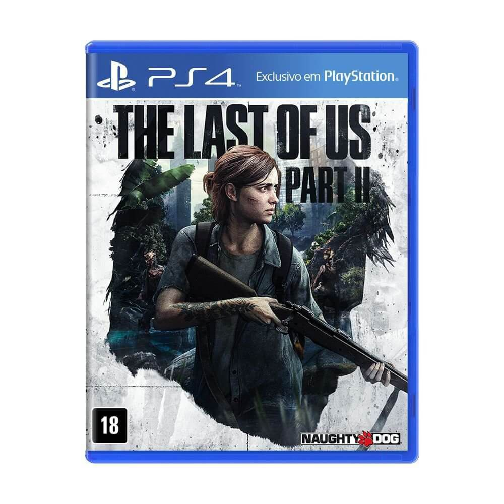 The Last of Us: Part II - Ps4  -  Games Lord