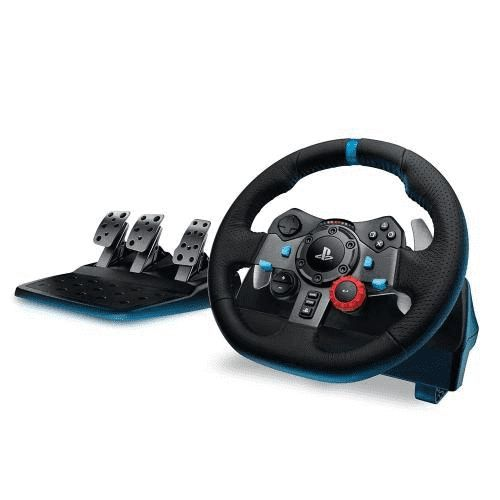 Volante Logitech G29 Driving Force Ps3/Ps4/Pc  -  Games Lord