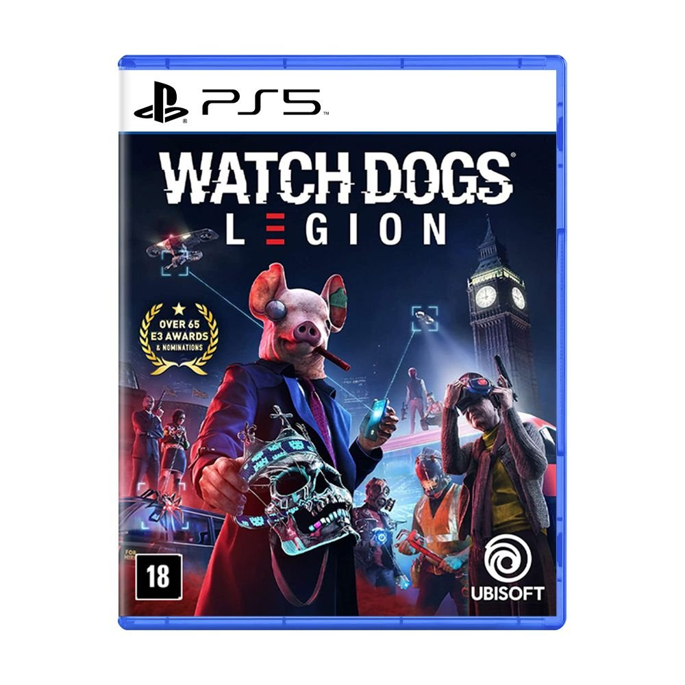 Watch Dogs Legion - PS5  -  Games Lord