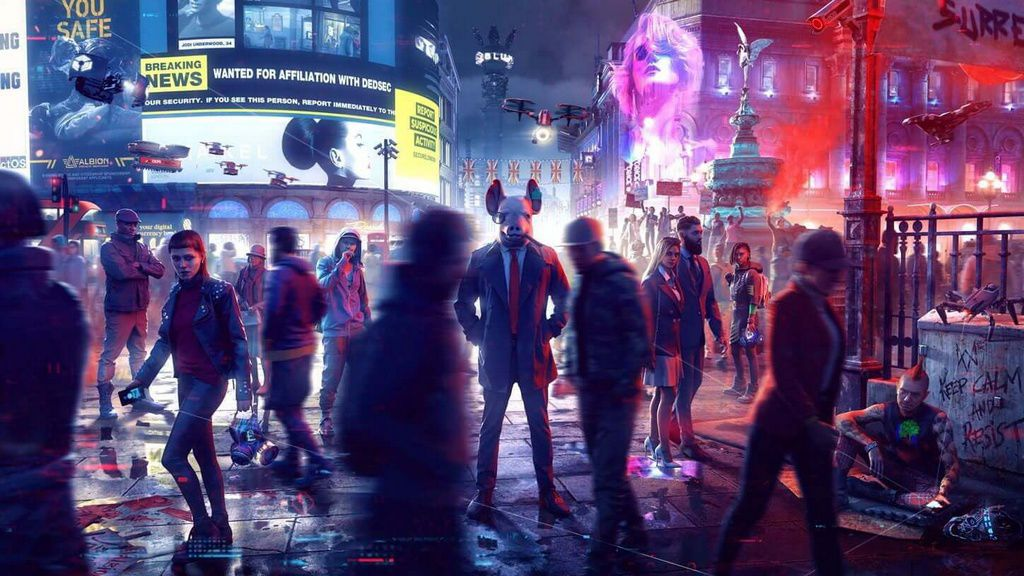 Watch Dogs Legion - Xbox One  -  Games Lord
