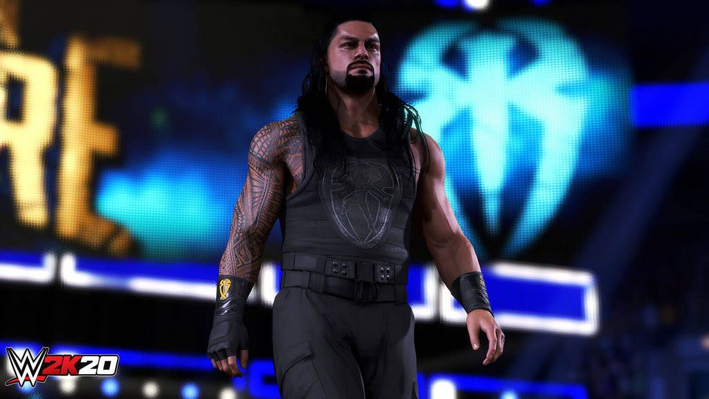 WWE 2k20 - Ps4  -  Games Lord