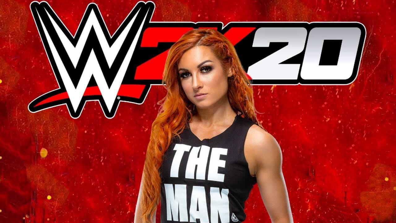 WWE 2k20 - Xbox One  -  Games Lord
